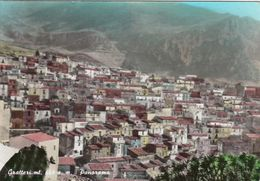 GRATTERI-PALERMO-PANORAMA-CARTOLINA VERA FOTOGRAFIA- VIAGGIATA IL 23-11-1967 - Palermo