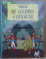 Tintin Le Sceptre D'Ottokar - Tintin