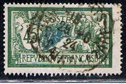 4F 024 // YVERT 143  // 1907-24 - Francia