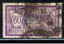 4F 025 // YVERT 144  // 1907-24 - Francia