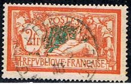 4F 026 // YVERT 145  // 1907-24 - Francia