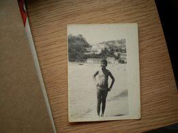 Childrem Boy Swimsuit Ulcinj Small Format 6.5x9 Cm - Persone Anonimi