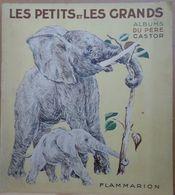 Album Du Père Castor Les Petis Et Les Grands - Books, Magazines, Comics