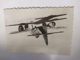 WWII Foto Wehrmacht Luftwaffe 1944-1945  2 WK Photo Me 262 - 1939-45