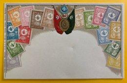 12611 - Représentation Des Timbres De Turquie - Timbres (représentations)