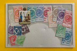 12613 - Représentation Des Timbres South Australia - Timbres (représentations)