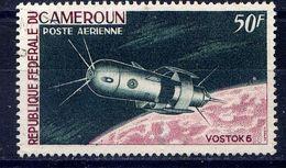 CAMEROUN  - N° A70° - VOSTOK 6 - Camerún (1960-...)
