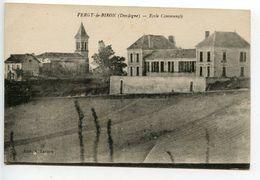 Vergt De Biron école Communale (rare) - France