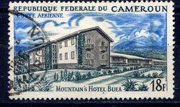 CAMEROUN  - N° A74° - MOUNTEN'S HÔTEL BUEA - Camerún (1960-...)