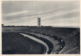 CT-03785- TORINO - STADIO COMUNALE - VIAGGIATA   1955 - Stadiums & Sporting Infrastructures
