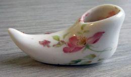 Chaussure Miniature-en Porcelaine-Limoges France - Autres