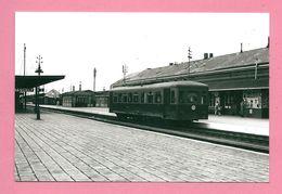Foto Hasselt  = TREIN   : Statie - Trains
