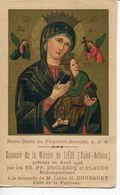 IMAGE PIEUSE / MISSION DE LIEGE / SAINT ANTOINE / 1916 - Vecchi Documenti