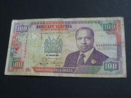 100 One Hundred Shillings - Central Bank Of  KENYA **** EN ACHAT IMMEDIAT **** - Kenya