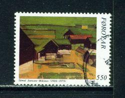 FAROE ISLANDS - 1991 Mikines 550o Used As Scan - Faroe Islands