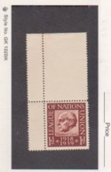 League Of Nations Union 1918-1939 Viscount Cecil Poster Stamp MNH - Nuovi
