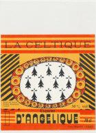 AN 1031 / ETIQUETTE     LA  CELTIQUE  LIQUEUR D'ANGELIQUE    VEY- MAURIN       ESPALY  (HAUTE LOIRE ) - Labels