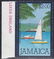 Jamaica, Scott #481, Mint Never Hinged, Sail Boats, Issued 1979 - Jamaica (1962-...)