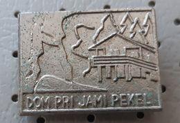 Jama Pekel Sempeter V Savinjski Dolini Caves Grotte Cave Speleology Cavern Slovenia Pin - Ciudades