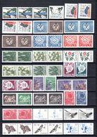 Zweden: 1968 - Jaargang Bijna Compleet Postfris/ Year Almost Complete MNH - Suède