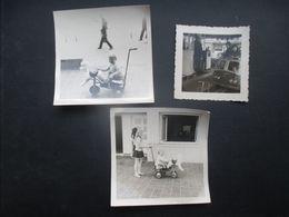 LOT 3 PHOTOS BELGIQUE (M2003) Cuistax Et Manège (2 Vues) - Lugares