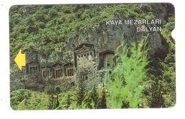 Turkey - TR-T-09 - Rock Tombs - Kaya Mezarlari Dalyan - 100 Units - Turquie