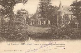 Grobbendonck / Grobbendonk : Annexes De L'ancien Château - Grobbendonk