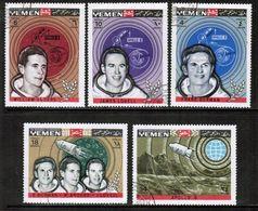 YEMEN---Kingdom  Mi. # 652-6 VF USED (Stamp Scan # 701) - Yemen