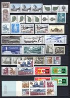 Zweden: 1970 - Jaargang Compleet Postfris/ Year Complete MNH - Suède