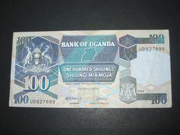 200 Two Hundread Shillings Shilingi Mia Moja 1988 - Central Bank Of UGANDA  **** EN ACHAT IMMEDIAT **** - Ouganda