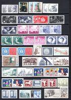 Zweden: 1972-1973 - Diverse Series Postfris / Various Series MNH - Ungebraucht