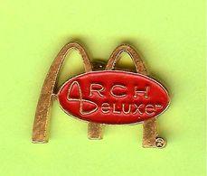 Pin's Mac Do McDonald's Arch Deluxe - 1K03 - McDonald's