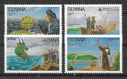 Thema Colombus - Guyana - 2718/21 - Christoph Kolumbus