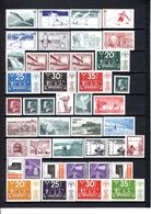 Zweden: 1974 - Jaargang Compleet Postfris / Year Complete MNH - Schweden