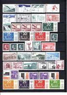 Zweden: 1974 - Jaargang Compleet Postfris / Year Complete MNH - Suède