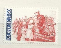 1985 MNH Norway, Postfris** - Norvegia