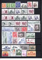 Zweden: 1978 - Jaargang Compleet Postfris / Year Complete MNH - Schweden