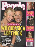 People USA 2005 Neil Diamond David Boreanaz Barbra Streisand Brad Pitt Nicole Kidman Angelina Jolie - Entretenimiento