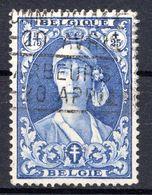 BELGIQUE - 1931 - N° 331 - 1 F. 75 + 25 C. Outremer - (Au Profit Des Oeuvres Antituberculeuses) - Oblitérés