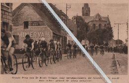 ST.KRUIS BRUGGE..1932.. GROTE PRIJS VAN ST.KRUIS BRUGGE - Vecchi Documenti