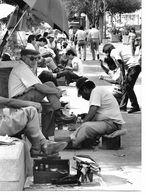 Photo Guatemala Cireurs De Chaussures De Ciudad Guatemala  Ph. Vivant Univers 2000 . - Lugares