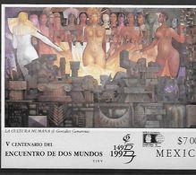 Thema Colombus - Mexico - BL 36 - Christoph Kolumbus