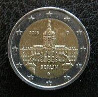 Germany - Allemagne - Duitsland   2 EURO 2018 D    Speciale Uitgave - Commemorative - Allemagne