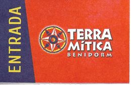 TERRA MITICA BENIDORM - Tickets - Vouchers