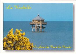 D2612 PHARE - VUURTOREN - LIGHTHOUSE - LA ROCHELLE - LE PHARE DU BOUT DU MONDE - Faros