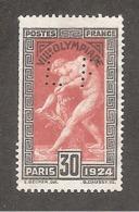 Perforé/perfin/lochung France No 185 LF Lazard Frères Et Cie - Lipmann Frères - France