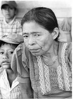 Photo Guatemala Femme Maya De La Région De Jocotan Ph. Vivant Univers 2000 . - Lugares