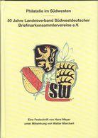 50 Jahre Landesverband Südwestdeutscher Briefmarkensammlerverein - Letteratura