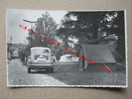 Italy / Mestre - Camping, Car, Fića, Fiat, Zastava ... ( Real Photo ) - Coches