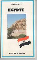 Guide Marcus Egypte EXCELLENT ETAT   Edition 1996    96 Pages - Voyages